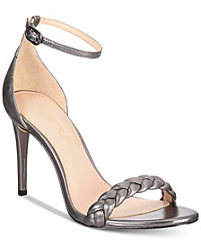 Zoe by Rachel Zoe Ella Two-Piece Dress Sandals