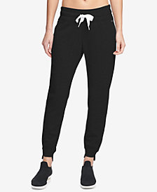 DKNY Sport Step-Hem Joggers, Created for Macy's