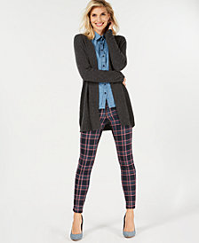 Charter Club Pure Cashmere Duster, Created for Macy's