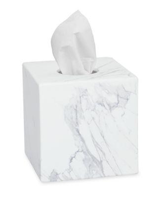 Mixed Media Tissue Box