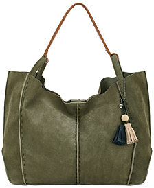 The Sak Los Feliz Leather Medium Tote
