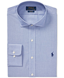 Polo Ralph Lauren Men's Classic Fit Cotton Easy Care Dress Shirt