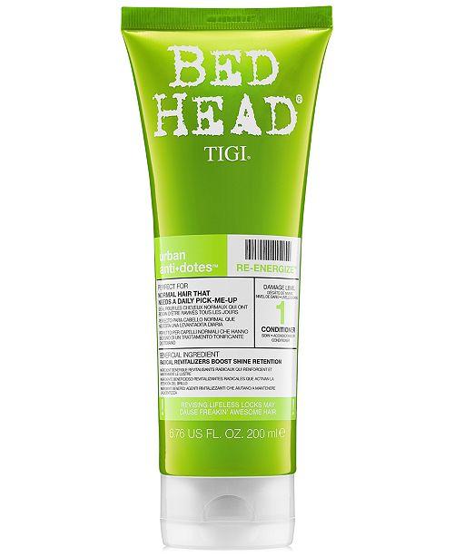 Tigi Bed Head Urban Antidotes Re-Energize Conditioner, 6.76-oz., from PUREBEAUTY Salon & Spa