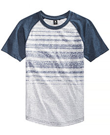 Ocean Current Big Boys Kaufman Striped T-Shirt