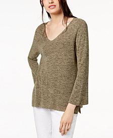 Eileen Fisher Organic Cotton Sweater, Regular & Petite