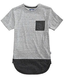 Univibe Big Boys Pocket T-Shirt