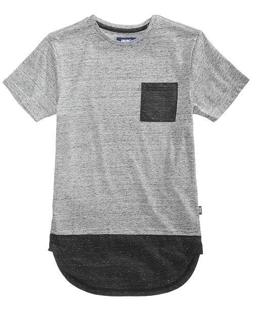 Univibe Big Boys Pocket T-Shirt