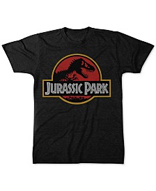 Jurassic Park Men's T-Shirt by Freeze 24-7