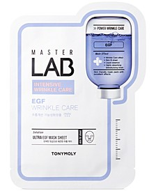 Master Lab EGF Wrinkle Care Sheet Mask