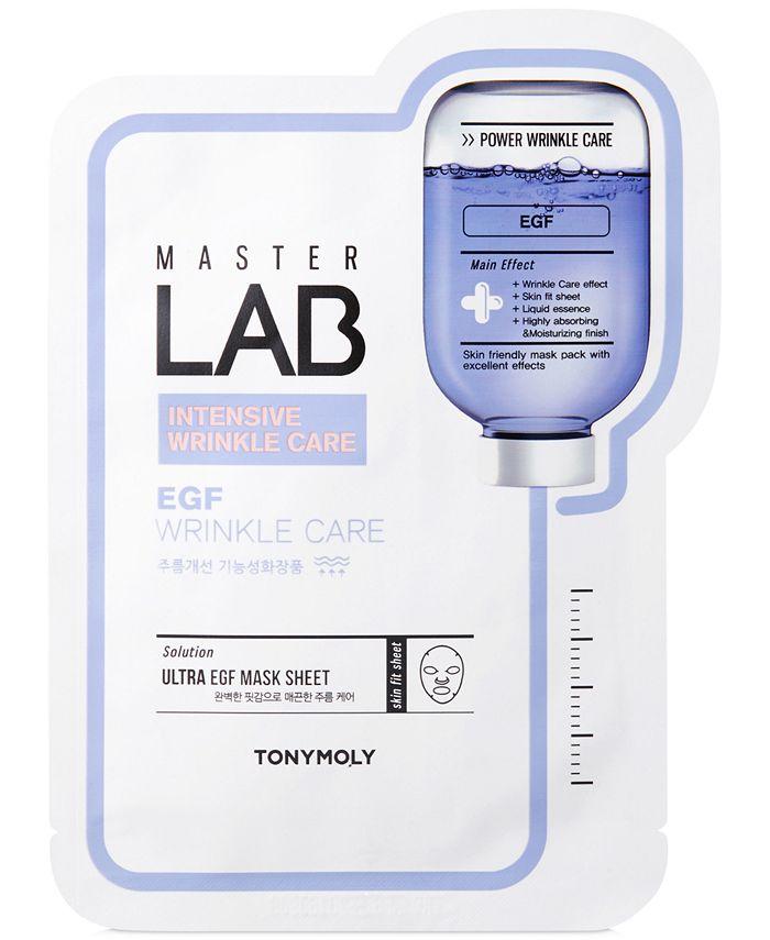 TONYMOLY - Master Lab EGF Wrinkle Care Sheet Mask