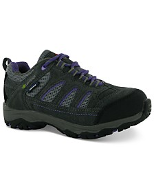 Karrimor Kids' Mount Low Waterproof Hiking Shoes from Eastern Mountain Sports