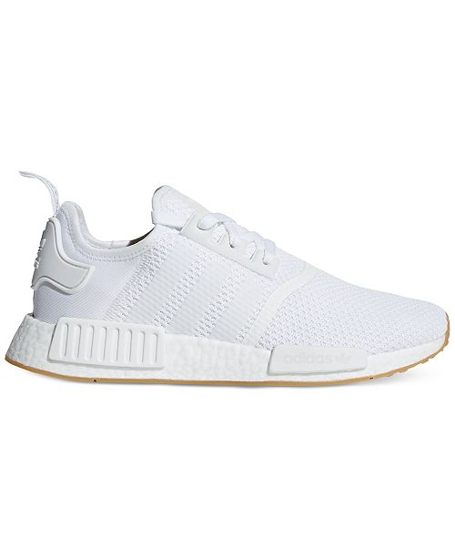 66b0a43f86fb3 adidas Men s NMD R1 Casual Sneakers from Finish Line   Reviews ...