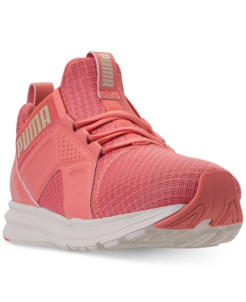 2b3dfdf7707 ... Puma Women s Enzo Premium Mesh Casual Sneakers from Finish Line ...