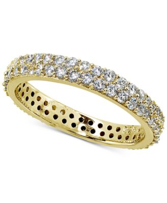Cubic Zirconia Stackable Pavé Band, Created for Macy's