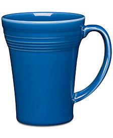 Fiesta Lapis Bistro Latte Mug