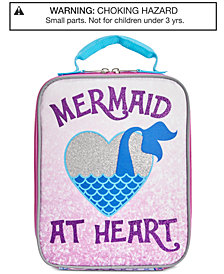 Accessory Innovations Little & Big Girls Mermaid Lunch Bag