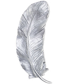 Zuo Pluma Small Wall Decor Silver