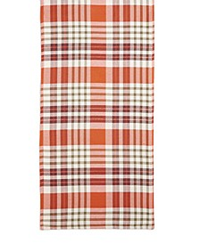 "CLOSEOUT! Barry Plaid 14"" x 70"" Table Runner"