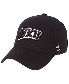 Zephyr Western Kentucky Hilltoppers Black/White Stretch Cap