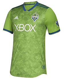 adidas Men's Seattle Sounders FC Primary Authentic Jersey