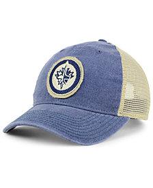 adidas Winnipeg Jets Sun Bleached Slouch Cap