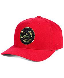 '47 Brand Atlanta Hawks Camfill MVP Cap