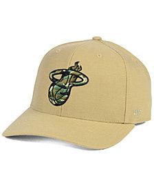 '47 Brand Miami Heat Camfill MVP Cap