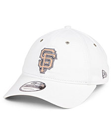 New Era San Francisco Giants Metallic Pastel 9TWENTY Cap