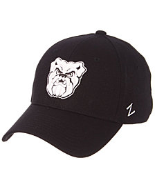 Zephyr Butler Bulldogs Black/White Stretch Cap