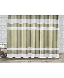 "Popular Bath New England Stripe 72"" x 72"" Shower Curtain"