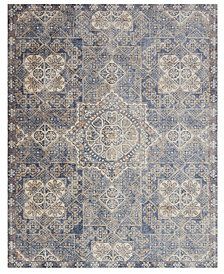 Loloi Porcia PB-02 Blue Area Rug Collection