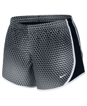 Nike Big Girls Printed Tempo Shorts