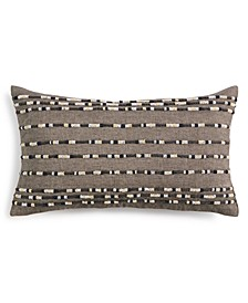 """Linen 14"""" X 24"""" Decorative Pillow, Created for Macy's"""