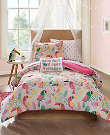 Mi Zone Kids Tutti the Toucan 6-Pc. Twin Comforter Set
