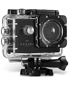 Receive a Complimentary Sports Camera with any $87 purchase from the Azzaro Men's fragrance collection