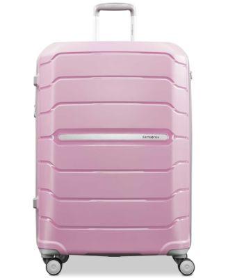 """Freeform 28"""" Expandable Hardside Spinner Suitcase"""
