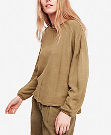 Free People Be Good Drop-Shoulder Sweater