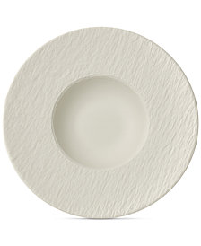 Villeroy & Boch Manufacture Rock             Pasta Plate