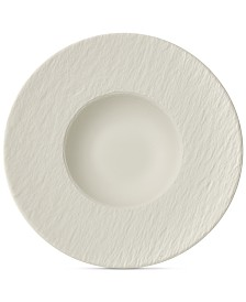 Villeroy & Boch Manufacture Rock             Pasta Plate