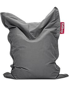 Junior Stonewashed Bean Bag Chair, Quick Ship