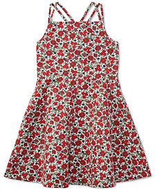 Polo Ralph Lauren Toddler Girls Floral Dress