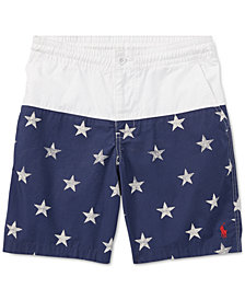 Polo Ralph Lauren Toddler Boys Cotton Prepster Shorts