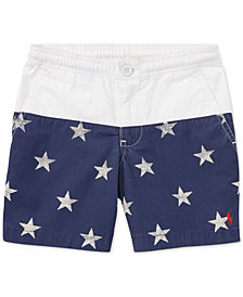 Polo Ralph Lauren Polo Prepster Cotton Shorts, Little Boys