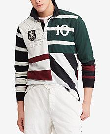 Polo Ralph Lauren Men's Classic Fit Cotton Rugby Shirt