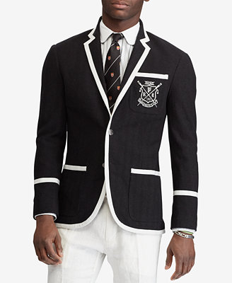 Men's Knit Blazer by Polo Ralph Lauren