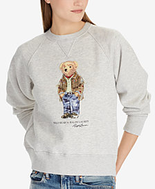 Polo Ralph Lauren Polo Bear Fleece Pullover