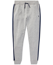 Polo Ralph Lauren Big Boys Cotton French Terry Jogger Pants