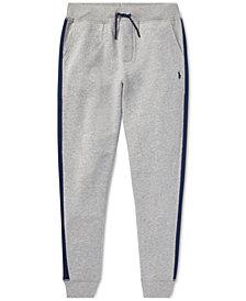 Polo Ralph Lauren Big Boys Cotton French Terry Jogger Pants