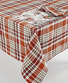 Bardwil Barry Plaid & Autumn Meadow Collection
