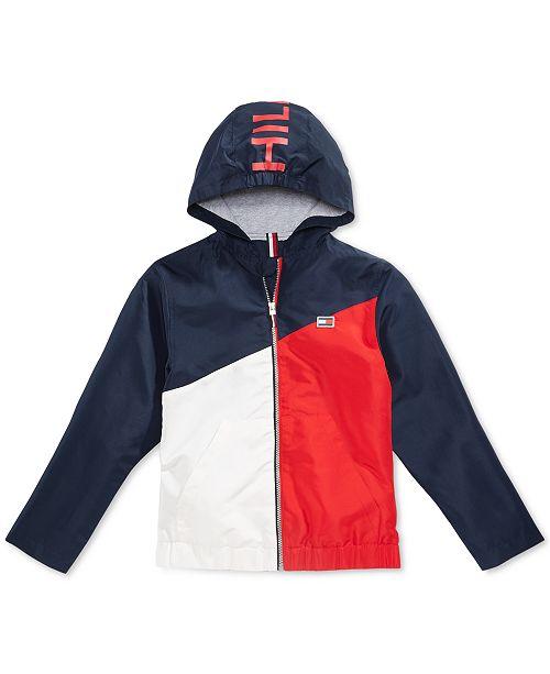 Tommy Hilfiger Big Boys Lucas Jacket   Reviews - Coats   Jackets ... bc39bc71b